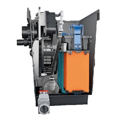 Trommelfilter Oase BioTec Premium 80000 Biologische Teich-Filterreinigung